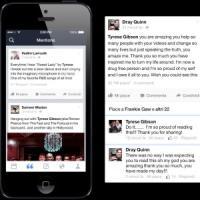 Facebook lancia in Italia Mentions, l'app che fa parlare celebrity e fan