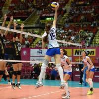 Volley Grand Prix, le azzurre travolgono la Thailandia: 3 a 0