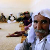 """Gli yazidi, gli adoratori dell'Angelo Pavone. La deputata: """"Vogliono sterminarci tutti"""""""