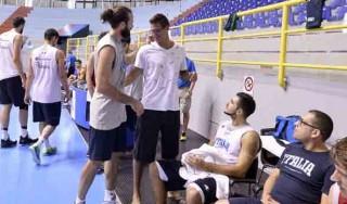 """Basket, Gallinari con gli azzurri a Cagliari: """"Questa nazionale è una famiglia"""""""