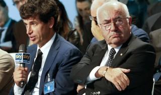 """Figc, Tavecchio incassa la """"fiducia"""" di Atalanta, Cesena e Verona. Tommasi: """"Spiccano interessi personali"""""""