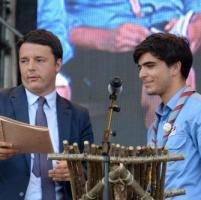 """Renzi: """"Le riforme le decidiamo noi, non la Bce, la Troika o la Commissione Europea"""". """"L'Italia ha un grande futuro"""""""