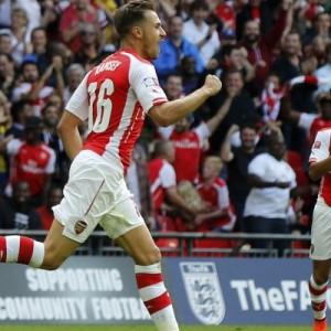 Inghilterra, Community Shield: l'Arsenal travolge il Manchester City