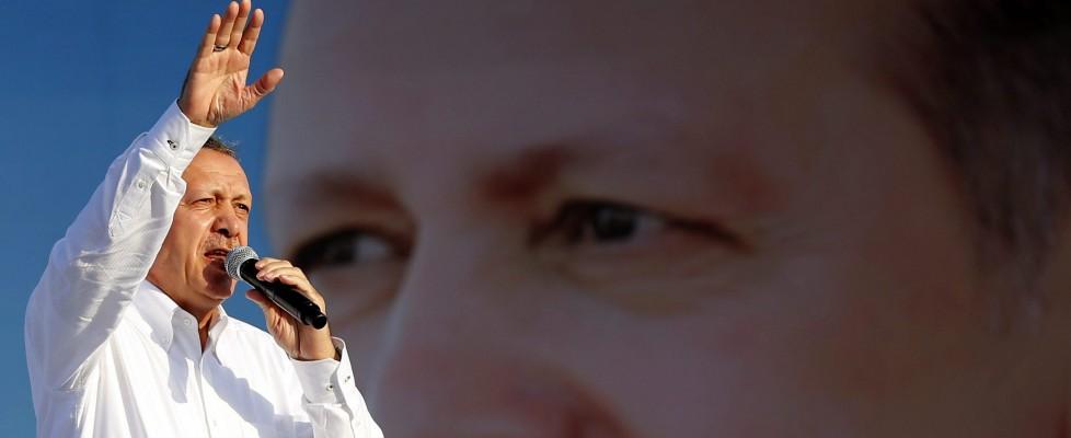 """Turchia, Erdogan è il nuovo presidente: """"Ora la riconciliazione sociale"""""""