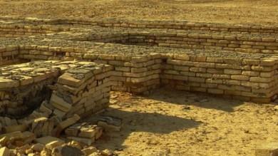 In Iraq rivede la luce   foto   un insediamento intatto  nei pressi dell'antica Ur