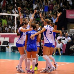 Volley, World Grand Prix: l'Italia a caccia di un posto nella final six