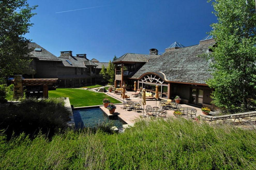 Dove il lusso sfrenato le dieci case pi costose del for Case in stile ranch da milioni di dollari