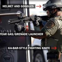 Missouri, polemica sull'uso dell'equipaggiamento militare degli agenti