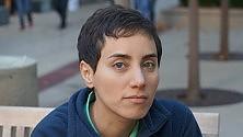 La medaglia a Maryam Mirzakhani, per la prima volta a una donna