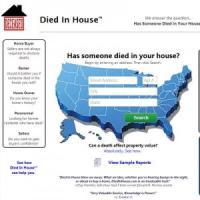 Chi è morto in quella casa? Ecco il sito che te lo dice