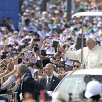 Il Papa in Corea: Spero in relazioni con altri paesi dell'Asia
