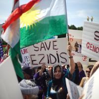 Strage yazidi, da Germania a Usa manifestazioni solidarietà
