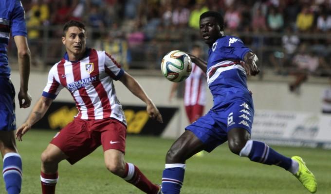 Amichevoli, Samp ko contro l'Atletico Madrid. L'Atalanta travolge il Chievo, male il Cagliari