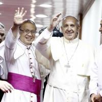 """Papa Francesco: """"Riconciliazione per i coreani e un futuro di attenzione per i più deboli"""""""