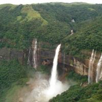 Dall'India alla Colombia: i dieci luoghi più piovosi del mondo