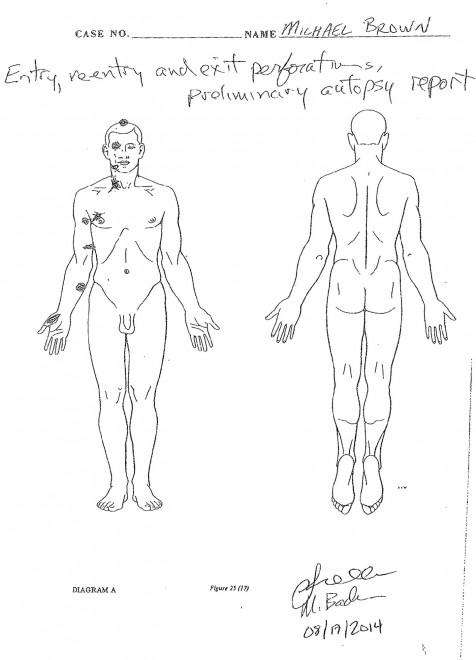 Usa, 18enne colpito almeno sei volte: la relazione dell'autopsia privata