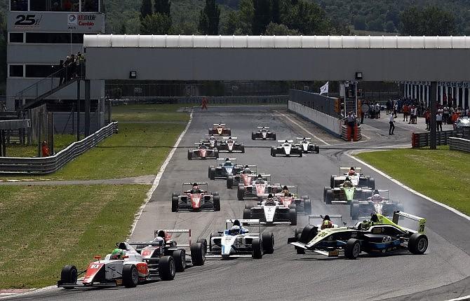 Italian F4 Championship: giochi da grandi