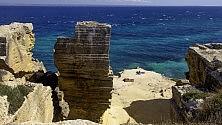 Calette, tufo, tonnare Favignana, la Sicilia che non t'aspetti    foto