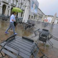 Meteo, Italia ancora divisa: trombe d'aria e temporali al Nord, caldo al Sud