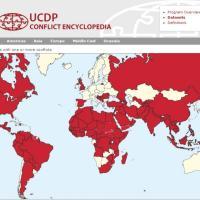 Mappa, i conflitti nel mondo