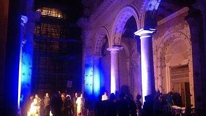 Chiesa in rovina dal Belice Un concerto per salvarla
