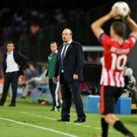 """Napoli, Benitez: """"Ho fiducia, a Bilbao possiamo farcela"""""""