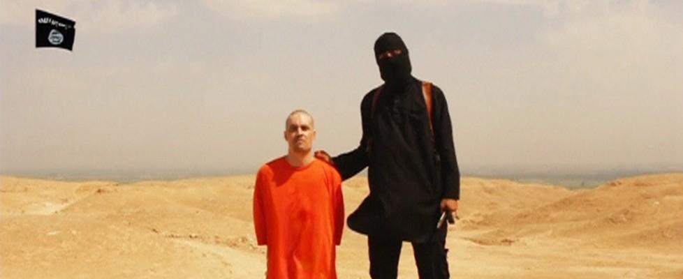 """Reporter decapitato, il boia è britannico. Obama: """"L'Is è un cancro, ma lo sconfiggeremo"""""""