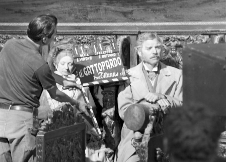 """""""Il Gattopardo"""" di Visconti 50 anni dopo, spuntano le foto mai viste"""