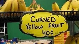 Quante gaffe al supermercato Le assurdità sugli scaffali