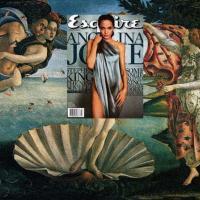Copertine e dipinti: il magazine è un'opera d'arte