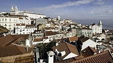 Tra Gotico e Fado    foto    Alfama, cuore di Lisbona