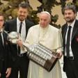 Francesco e la Libertadores E' la Coppa del San Lorenzo