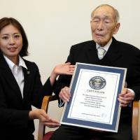 Giappone, l'uomo più vecchio del mondo ha 111 anni