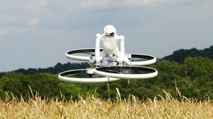 Voleremo in bicicletta   foto   ecco hoverbike, l'elicottero-drone