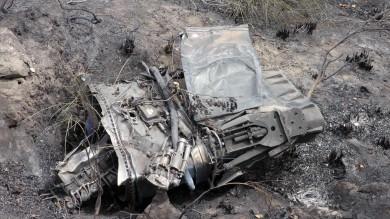 Marche, scontro fra Tornado   foto   -   video    ritrovati i corpi di due dei quattro piloti