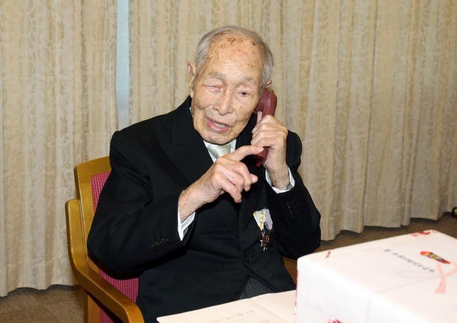 Giappone, l'uomo più vecchio del mondo ha 111 anni - Repubblica.it