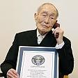 111 anni: è l'uomo più vecchio del mondo