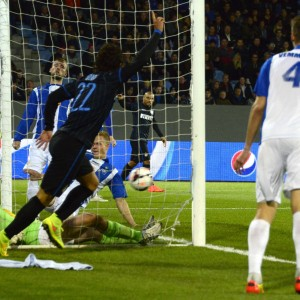 Europa League, Stjarnan-Inter 0-3: Icardi, Dodò e D'Ambrosio spingono i nerazzurri