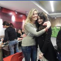 Le due volontarie italiane rapite in Siria