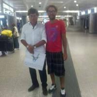 Lazio, arriva Gentiletti: il team manager lo aspetta con il cartello