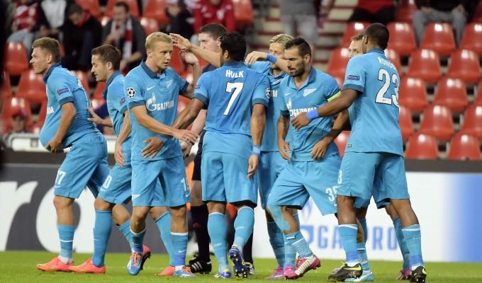 Playoff Champions: vincono Porto e Zenit, pari per il Celtic
