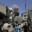 Gaza, colpiti 3 comandanti di Hamas: muoiono  anche quattro bambini