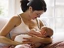 Studio Gb: allattare dimezza il rischio di depressione post-parto