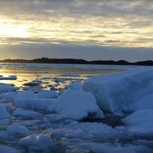 In Groenlandia e Antartico il ghiaccio scompare alla velocità di 500 km3 all'anno