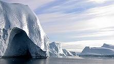 Il ghiaccio scompare alla velocità di 500 km3/anno