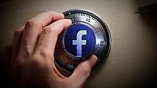 Facebook, il 95% di mail in uscita sono criptate
