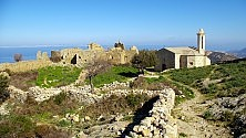 Inaccessibili Balagne la Corsica selvaggia    foto