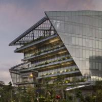 Singapore, gli uffici della Lucasfilm come un vascello di Star Wars