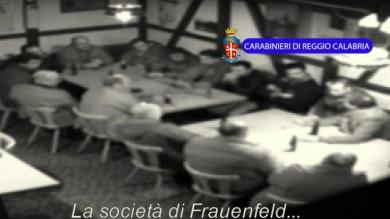 """'Ndrangheta in Svizzera, 18 fermi  """"Cosca attiva a Frauenfeld da 40 anni"""""""
