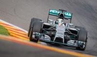 Libere targate Mercedes Terzo tempo per Alonso